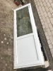 Plastikinės balkono durys