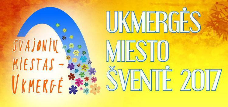 Ukmergės miesto šventė 2017