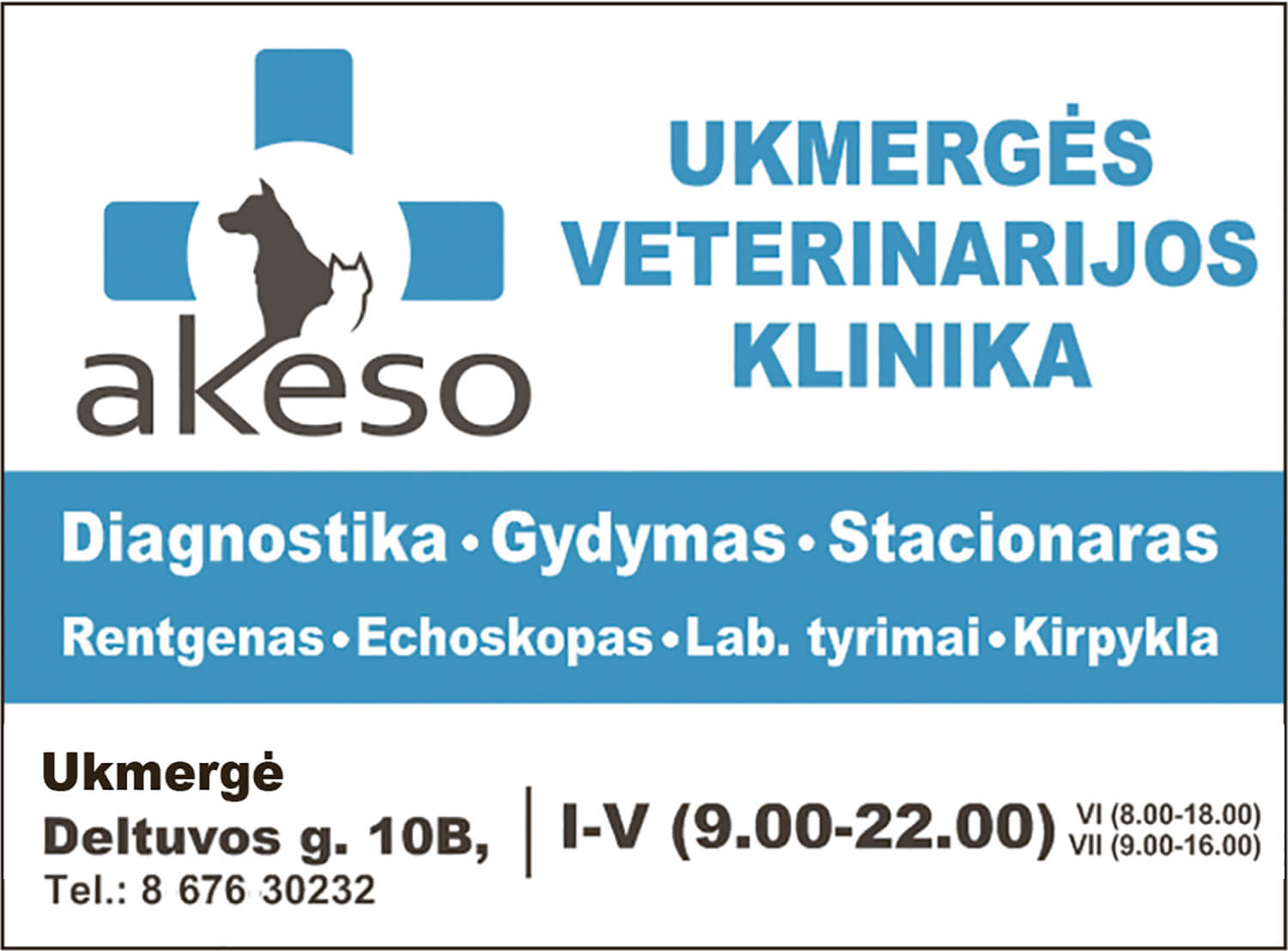 Veterinarijos klinika