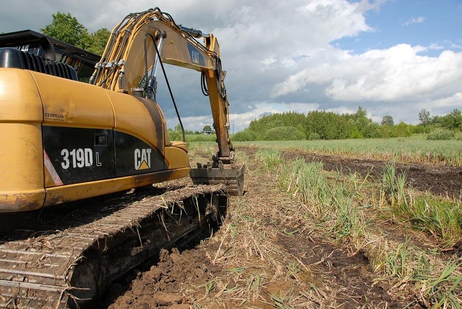 Dėl nemelioruojamo dirvožemio ūkininkams kiltų labai daug problemų.