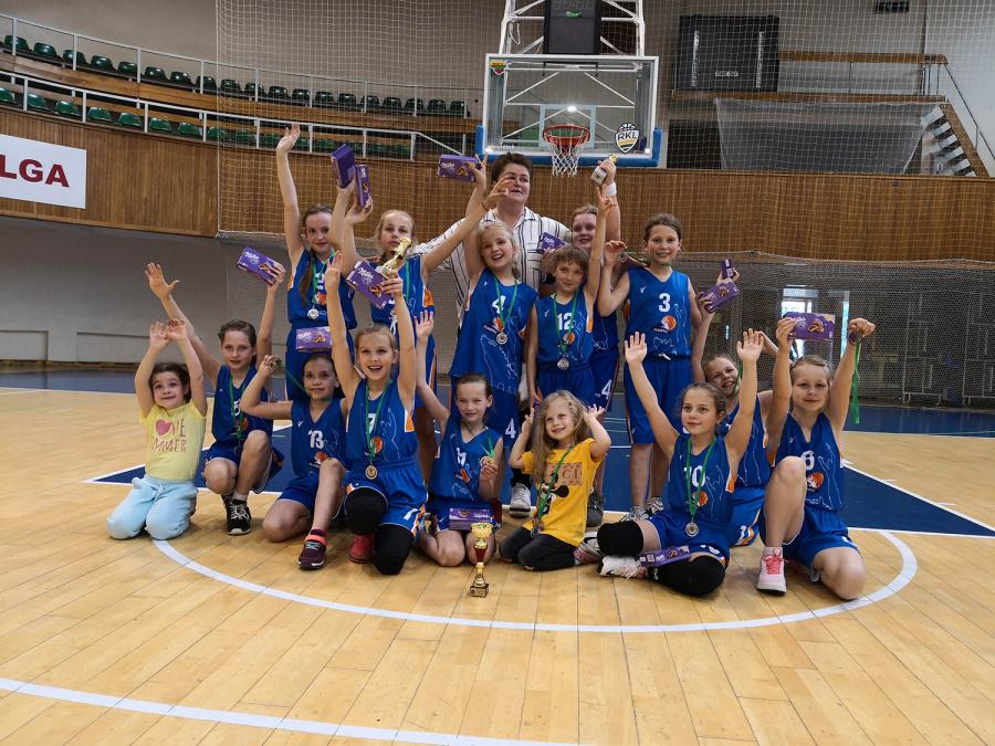 Šiauliuose – jaunųjų krepšininkių sėkmė