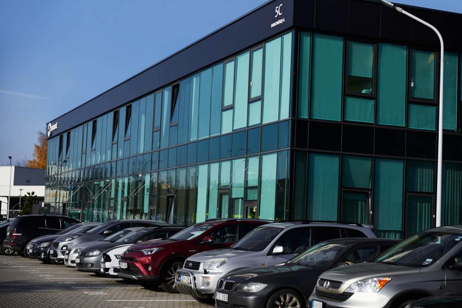 Vilniuje įsikūrusi įmonė investicijas planuoja Ukmergėje.
