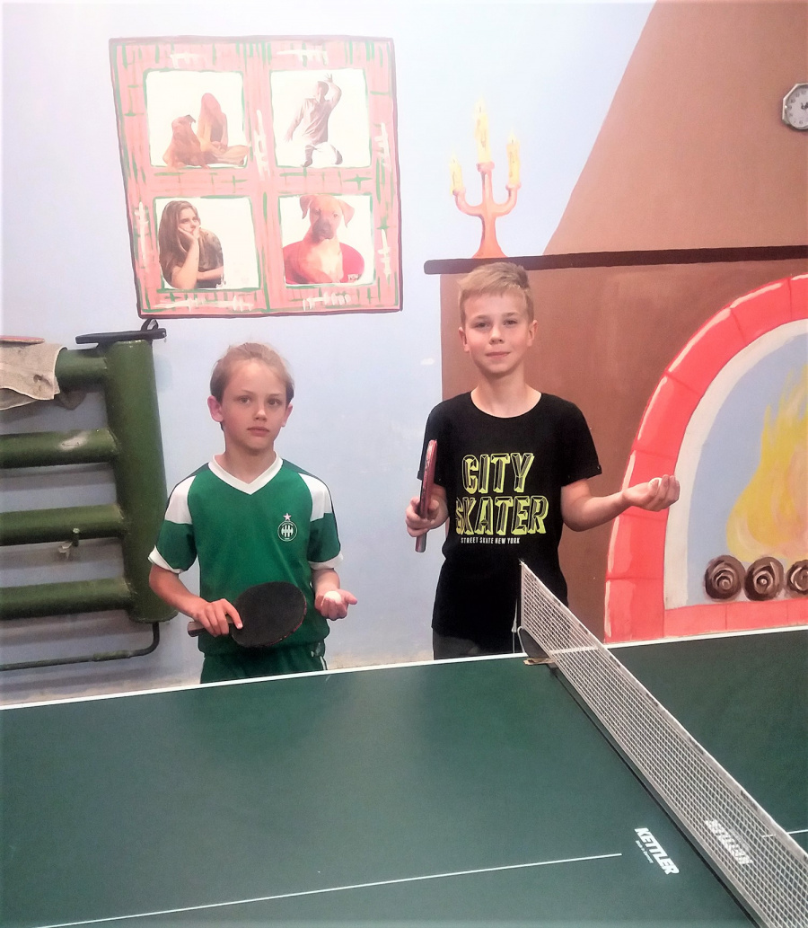 Ukmergiškiai – stalo teniso varžybose