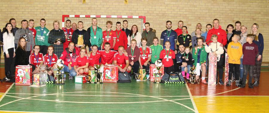 Šeimų turnyre nugalėjo šeima iš Kauno