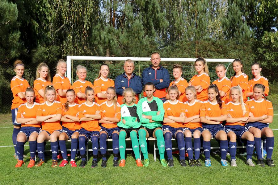 Merginų komanda jau sužaidė dvejas varžybas LMFA I lygos varžybose
