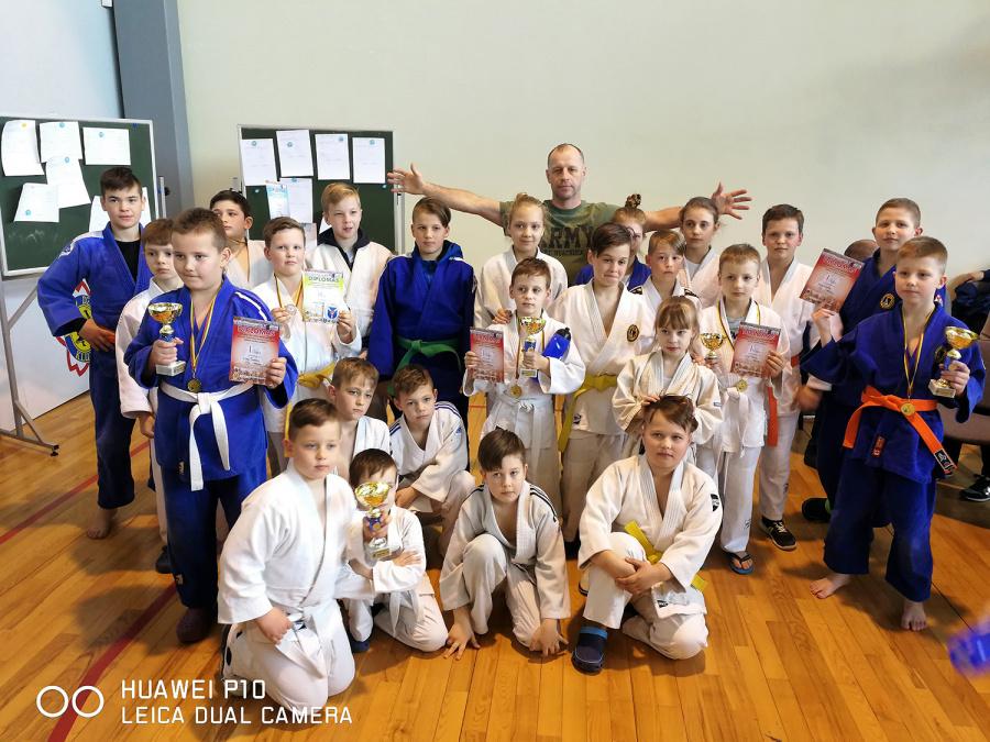 Medalius iškovojo dziudo turnyre