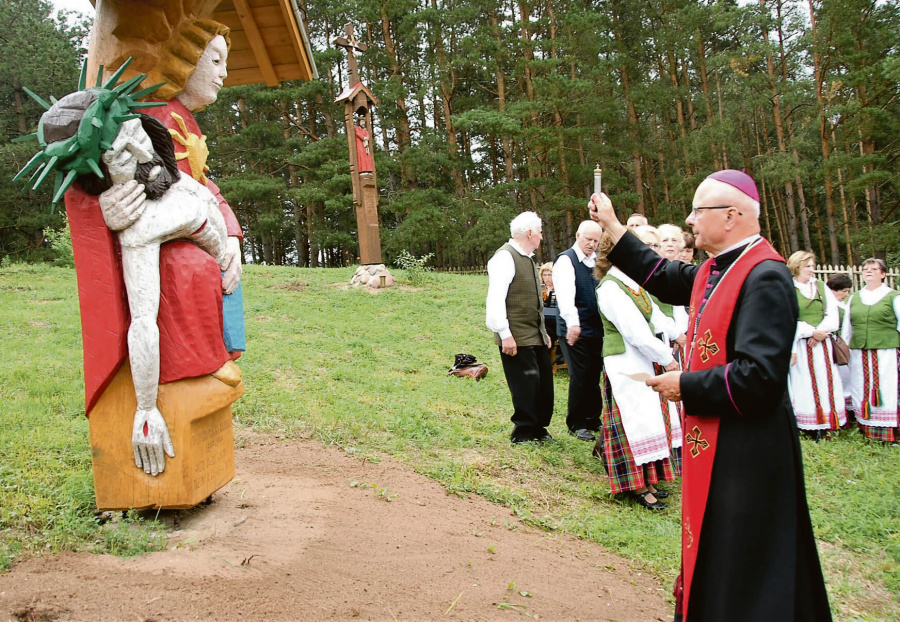 Surengė Lietuvos laisvės kovotojų atminimo šventę