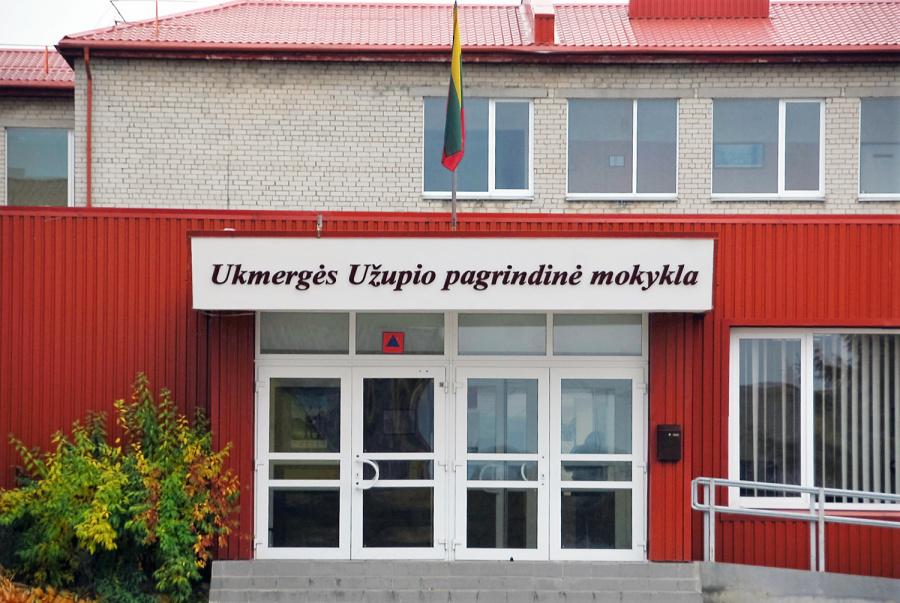 Užupio pagrindinė mokykla – tarp stipriųjų šalies mokyklų. Gedimino Nemunaičio nuotr.
