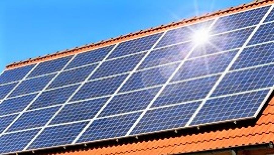 Statys saulės elektrinę