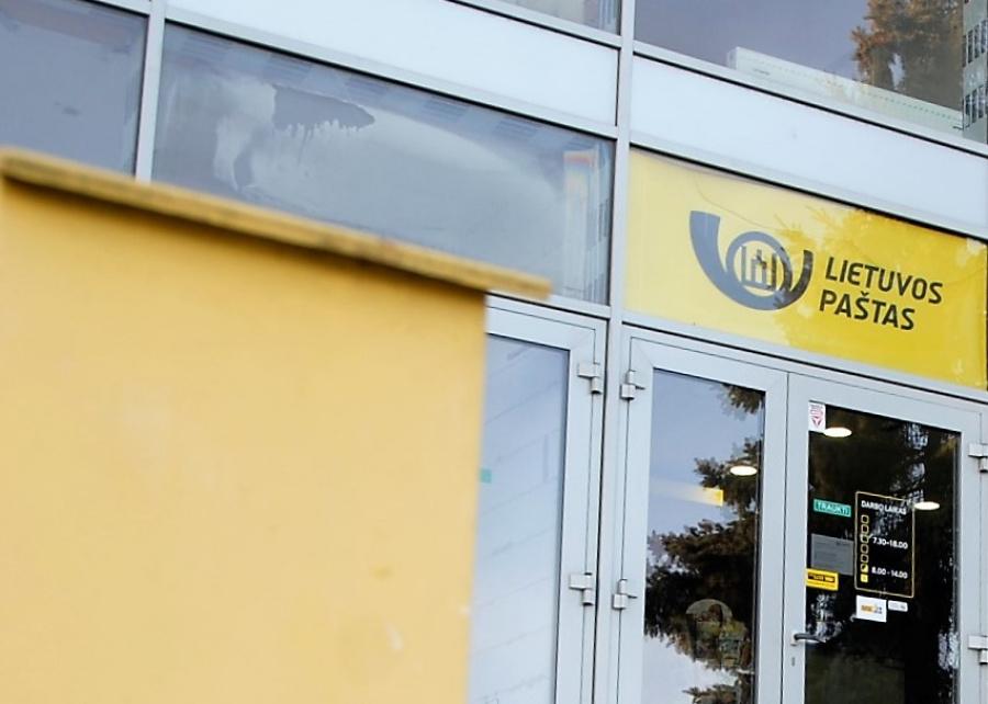 Paštas iššvaistė milijonus eurų