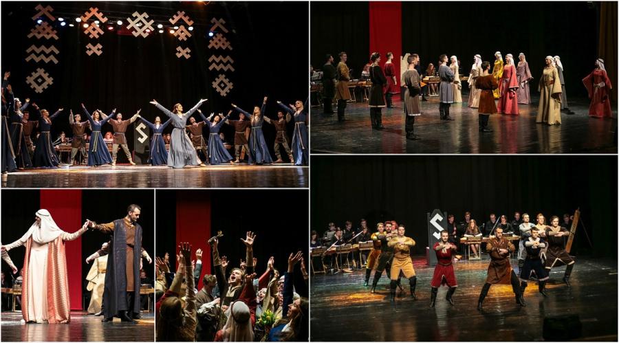 Išskirtinis šokių spektaklis Ukmergėje