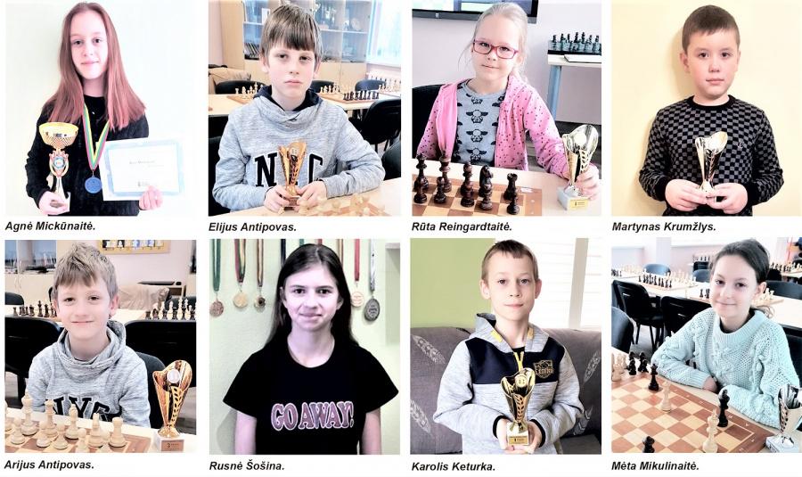 Šachmatų rungtynės – internetu